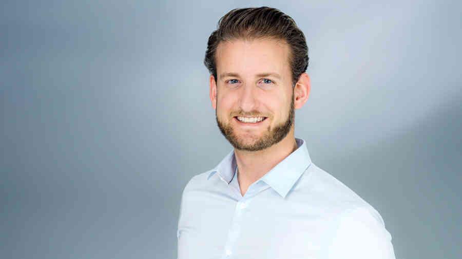 Tobias Küttel, Inhaber und Geschäftsführer der CryoSolutions AG