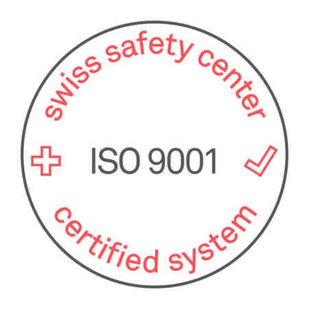 CryoSolutions - Zertifikat ISO 9001
