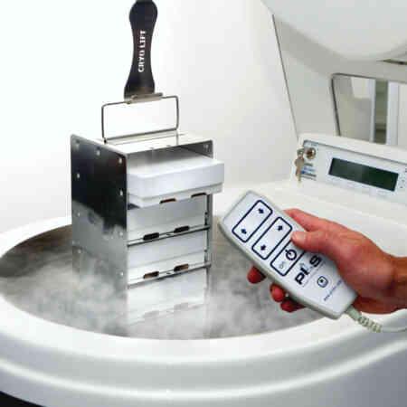 CryoSolutions Cryo-Lift Demonstration