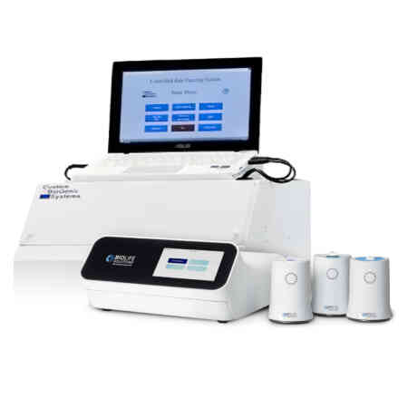 CryoSolutions Produktpalette – Kontrolliertes Einfrieren & Auftauen